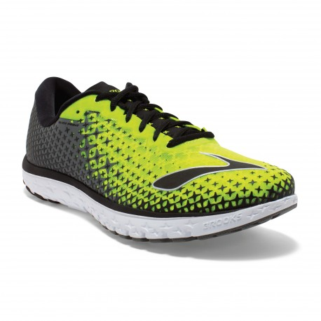fbfc4a071df3e RUNNING SHOES BROOKS PURE FLOW 5 YELLOW AND BLACK FOR MEN S