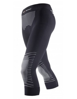 X-BIONIC ENERGIZER MK2 PANT MEDIUM BLACK AND WHITE FOR WOMEN'S
