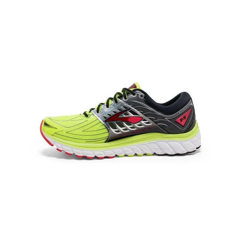 5935c4f95ca6a ... RUNNIG SHOES BROOKS GLYCERIN 14 YELLOW AND BLACK FOR WOMEN S ...