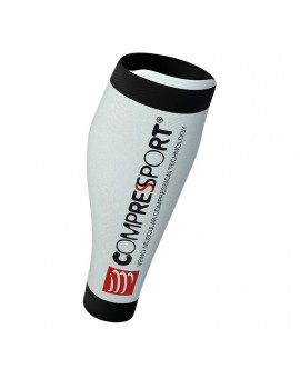 COMPRESSPORT R2 V2 CALF BLANC