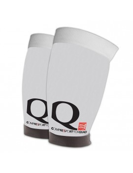 COMPRESSPORT FOR QUAD WHITE
