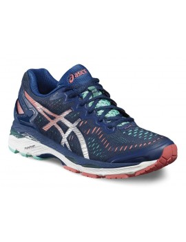 RUNNING SHOES ASICS GEL KAYANO 23 BLUE FOR WOMEN'S