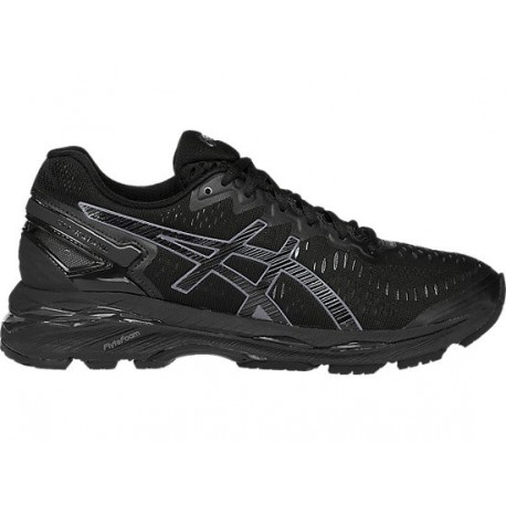 144c0611e439 RUNNING SHOES ASICS GEL KAYANO 23 BLACK FOR WOMEN S