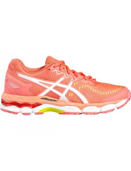 RUNNING SHOES ASICS GEL KAYANO 23 ORANGE FOR WOMEN'S