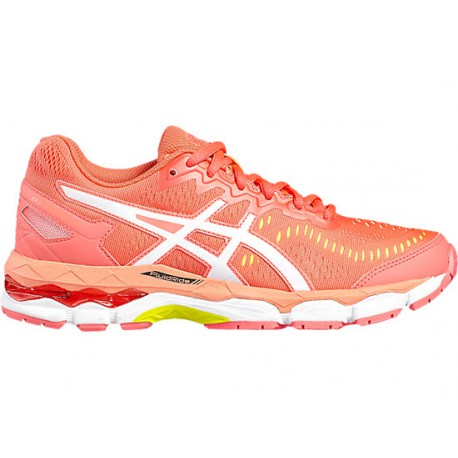 promo code cfe2a 3c0eb RUNNING SHOES ASICS GEL KAYANO 23 ORANGE FOR WOMEN'S - Running Discount