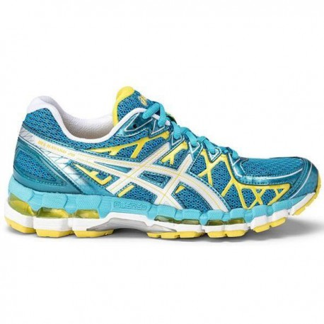 6cf81901b1 Trail, firness specialist : RUNNING SHOES ASICS GEL KAYANO 20 BLUE ...