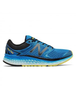 NEW BALANCE 1080 BY7 RUNNING SHOES BLUE FOR MEN'S