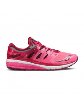 CHAUSSURES DE RUNNING SAUCONY ZEALOT ISO 2 ROSE POUR FEMMES