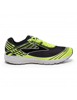 RUNNING SHOES BROOKS ASTERIA BLACK, YELLOW AND WHITE FOR MEN'S
