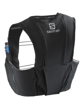 SAC A DOS DE TRAIL RUNNING SALOMON S-LAB SENSE ULTRA 8 SET NOIR UNISEX