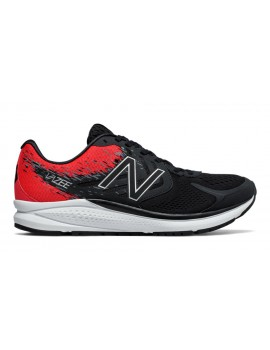 RUNNING SHOES NEW BALANCE VAZEE PRISM BLACK AND RED FOR MEN'S