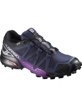 TRAIL RUNNING SHOES SALOMON SPEEDCROSS 4 GTX NIGHTLIFE FOR WOMEN'S