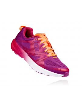 HOKA ONE ONE TRACER 2 RUNNING SHOES PURPLE CACTUS FOR WOMEN'S