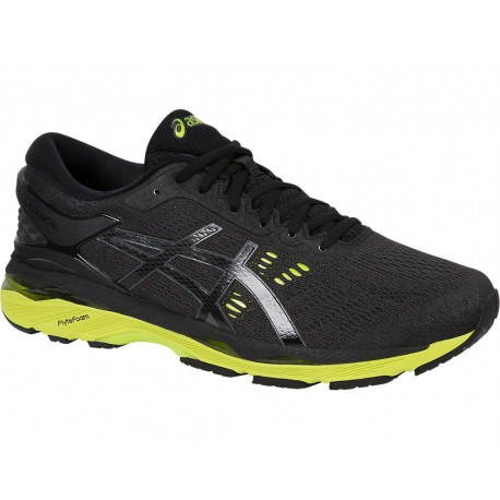a1b07dfdbe72d Trail, firness specialist : RUNNING SHOES ASICS GEL KAYANO 24 BLACK ...