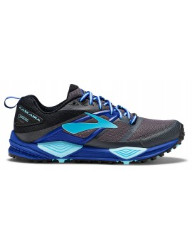 TRAIL RUNNING SHOES BROOKS CASCADIA 12 GTX FOR WOMEN'S