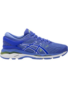 RUNNING SHOES ASICS GEL KAYANO 24 BLUE REGATTA FOR WOMEN'S