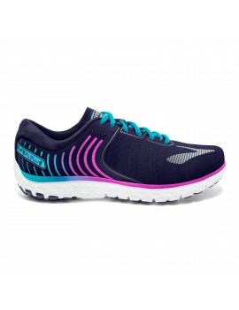 RUNNING SHOES BROOKS PURE FLOW 6 BLUE FOR WOMEN'S