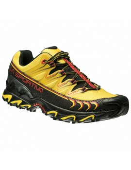 TRAIL RUNNING SHOES LA SPORTIVA ULTRA RAPTOR GTX YELLOW AND BLACK FOR MEN'S