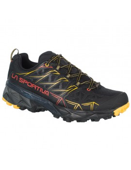 TRAIL RUNNING SHOES LA SPORTIVA AKYRA GTX BLACK FOR MEN'S