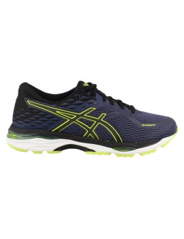 RUNNING SHOES ASICS GEL CUMULUS 19 INDIGO BLUE FOR MEN'S