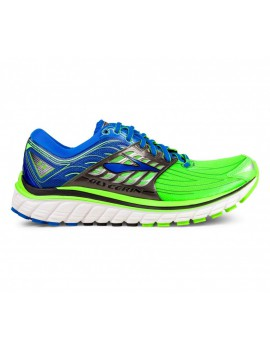 RUNNING SHOES BROOKS GLYCERIN 14 GREEN AND BLUE FOR MEN'S