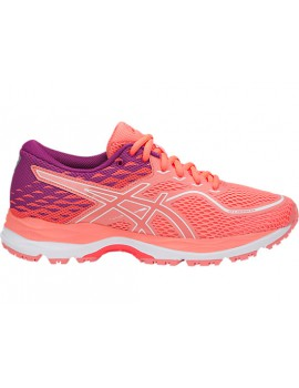 RUNNING SHOES ASICS GEL CUMULUS 19 PINK FOR WOMEN'S