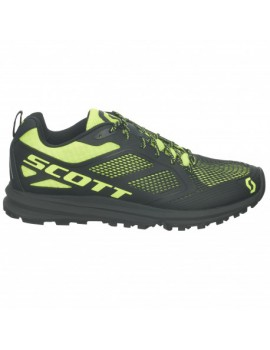 TRAIL RUNNING SHOES SCOTT KINABALU ENDURO YELLOW AND BLACK FOR MEN'S