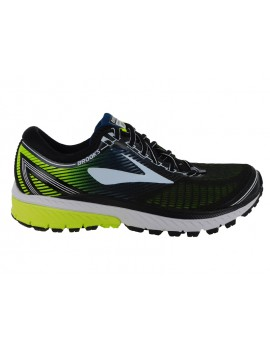 RUNNING SHOES BROOKS GHOST 10 BLACK AND NIGHTLIFE FOR MEN'S