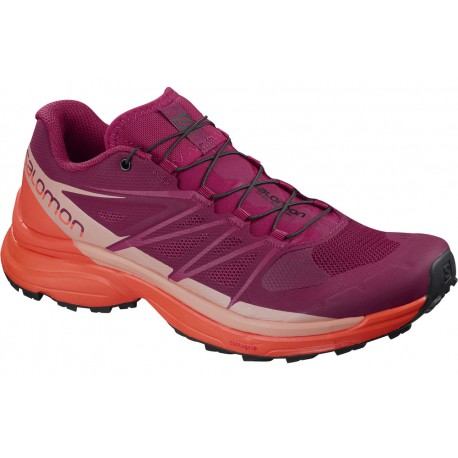 474a04fdd335 TRAIL RUNNING SHOES SALOMON WINGS PRO 3 FOR WOMEN S