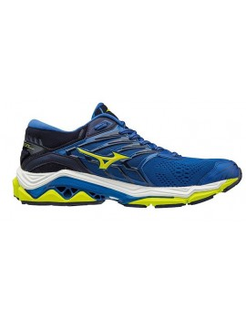 RUNNING SHOES MIZUNO WAVE HORIZON 2 BLUE FOR MEN'S