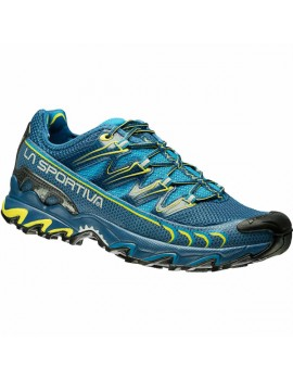 TRAIL RUNNING SHOES LA SPORTIVA ULTRA RAPTOR BLUE FOR MEN'S