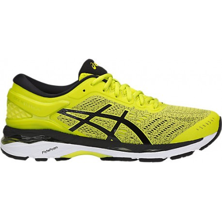 low priced d9461 ac21a RUNNING SHOES ASICS GEL KAYANO 24 YELLOW FOR MEN'S - Running Discount