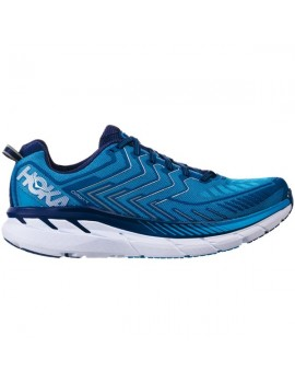 RUNNING SHOES HOKA ONE ONE CLIFTON 4 BLUE FOR MEN'S