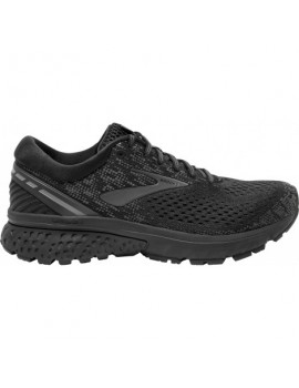 RUNNING SHOES BROOKS GHOST 11 BLACK FOR WOMEN'S
