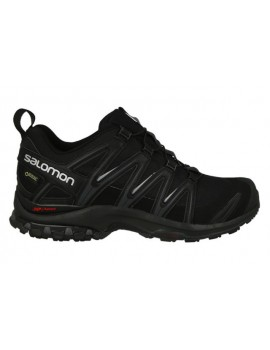 TRAIL RUNNING SHOES SALOMON XA PRO 3D GTX BLACK FOR MEN'S