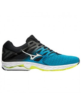 RUNNING SHOES MIZUNO WAVE SHADOW 2 BLUE FOR MEN'S