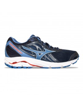 RUNNING SHOES MIZUNO WAVE INSPIRE 14 EVENING BLUE FOR MEN'S