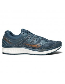 RUNNING SHOES SAUCONY HURRICANE ISO 4 BLUE FOR MEN'S