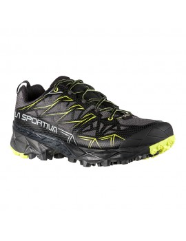 TRAIL RUNNING SHOES LA SPORTIVA AKYRA GTX CARBON AND APPLE GREEN FOR MEN'S