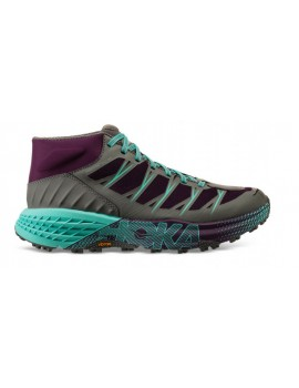 TRAIL RUNNING SHOES HOKA ONE ONE SPEEDGOAT MID WP FOR WOMEN'S
