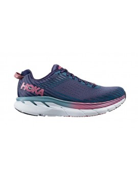 RUNNING SHOES HOKA ONE ONE CLIFTON 5 BLUE MARLIN FOR WOMEN'S