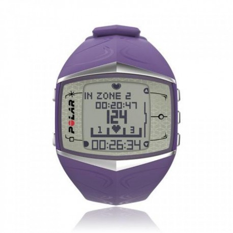 MONTRE POLAR FT60 HR VIOLETTE