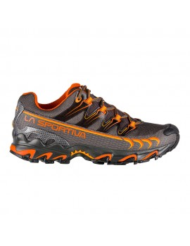 TRAIL RUNNING SHOES LA SPORTIVA ULTRA RAPTOR GTX GREY AND ORANGE FOR MEN'S