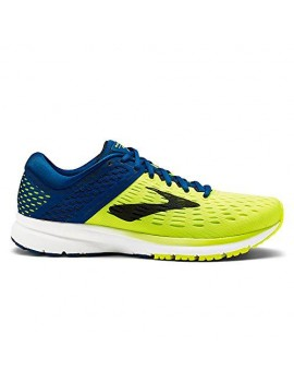 RUNNING SHOES BROOKS RAVENNA 9 BLUE AND YELLOW FOR MEN'S