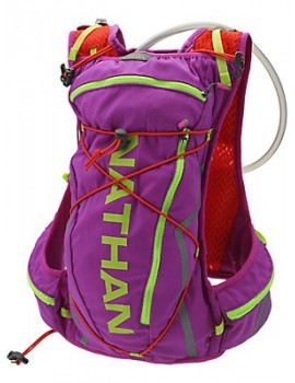 RACE VEST NATHAN VAPORSHADOW PURPLE FOR WOMEN'S
