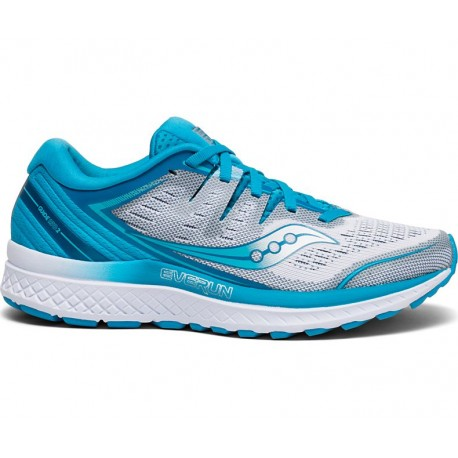 RUNNING SHOES SAUCONY GUIDE ISO 2 FOR WOMEN'S