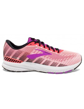 RUNNING SHOES BROOKS RAVENNA 10 PINK FOR WOMEN'S