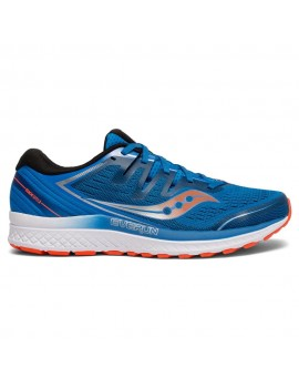 CHAUSSURES DE RUNNING SAUCONY GUIDE ISO 2 POUR HOMMES