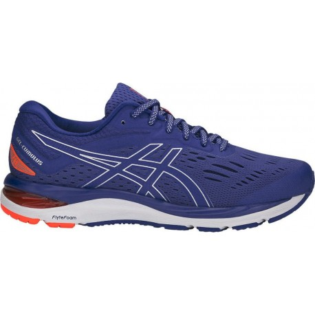 RUNNING SHOES ASICS GEL CUMULUS 20 ILLUSION BLUE FOR MEN'S