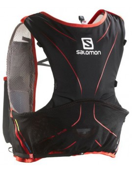 TRAIL RUNNING BAG SALOMON ADV SKIN 5 SET 2016